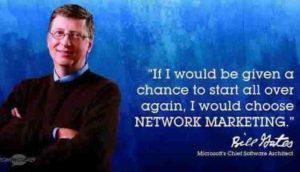 cos'é il network marketing