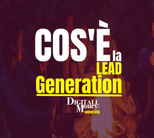 cos'é la lead generation